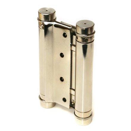 Петля пружинная двойная Amig-3037-100 (никель)