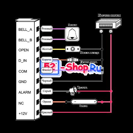 Автономный контроллер SR-SC151K