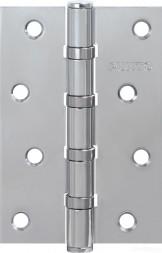 Петля универсальная PUNTO 4B 100*70*2.5 CP (хром)