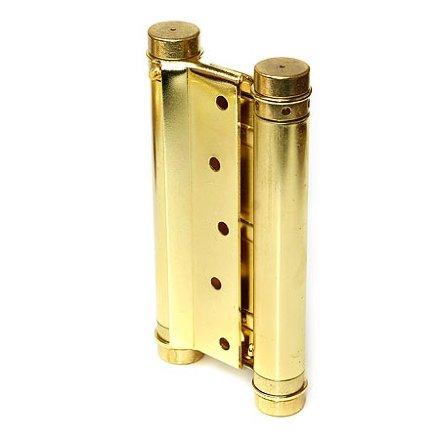 Петля пружинная двойная Amig-3037-125 (латунь)