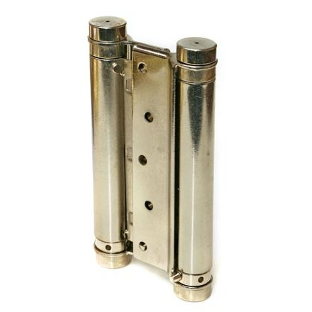 Петля пружинная двойная Amig-3037-125 (никель)
