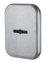 Накладка сувальдная Armadillo PS-DEC SQ CT (ATC Protector 1) SC-14 Матовый хром