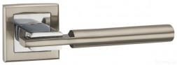 Ручка раздельная PUNTO CITY QL SN/CP-3 матовый никель/хром