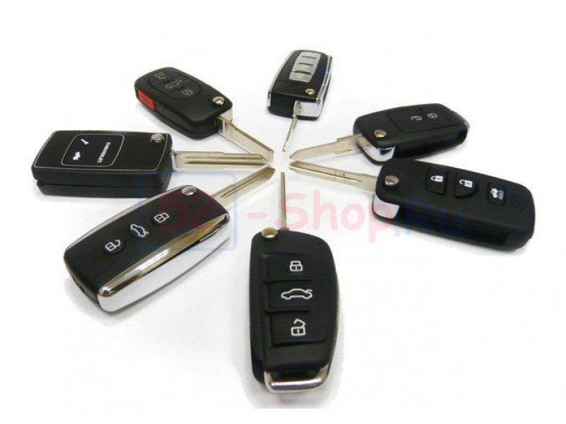 Изготовление выкидных ключей