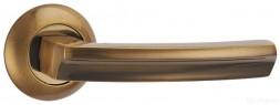 Ручка раздельная PUNTO ALFA TL CFB-18 кофе глянец