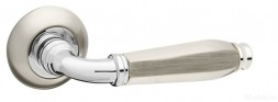 Ручка раздельная FUARO ENIGMA RM SN/CP-3