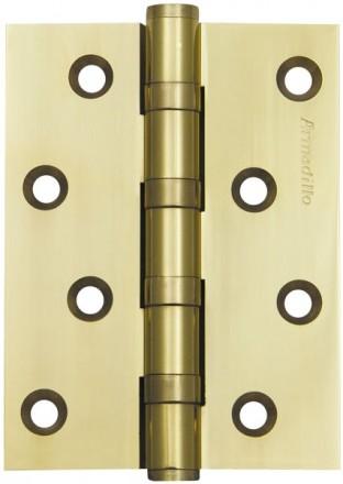 Петля универсальная 4500C (500-C4) 100x75x3 GP Золото Box