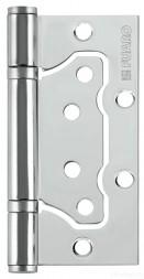 Петля универсальная без врезки 500-2BB/BL 100x2,5 CP (хром) БЛИСТЕР Fuaro