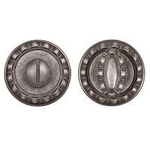 Ручка поворотная PUNTO BK6 MT OS-9 античное серебро