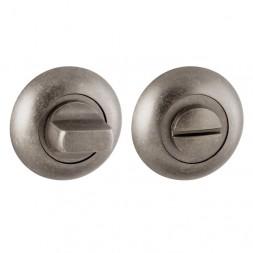 Ручка поворотная PUNTO BK6 ZR OS-9 античное серебро