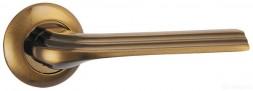 Ручка раздельная PUNTO BOLERO TL CFB-18 кофе глянец