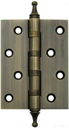 Петля универсальная 500-A4 100x75x3 AВ Бронза Box Armadillo
