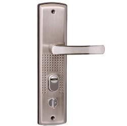 Ручка для китайской двери с подстветкой PH-A222-1 левая АЛЛЮР