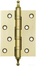 Петля универсальная 500-A4 100x75x3 GP Золото Box Armadillo