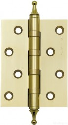 Петля универсальная 4500A (500-A4) 100x75x3 GP Золото Box