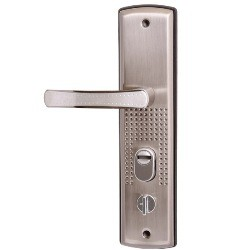 Ручка для китайской двери с подсветкой PH-A222-1 правая АЛЛЮР