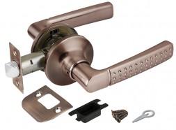 Ручка защелка Punto (Пунто) 6026 AC-P (без фик.) медь