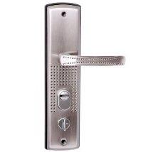 Ручка для китайской двери с автоматическим закрыванием PH-A222А ТМ левая АЛЛЮР
