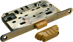 Защелка сантехническая магнитная Morelli M1895 AB Античная бронза