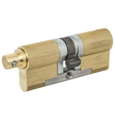 EVVA ICS 107мм (31+76) ключ/вертушка