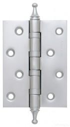 Петля универсальная 500-A4 100x75x3 SC Матовый хром Box Armadillo