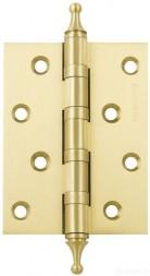 Петля универсальная 500-A4 100x75x3 SG Матовое золото Box Armadillo