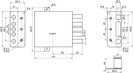ЗН 4-8 К5Т/75 НШ1-002 Border 86200
