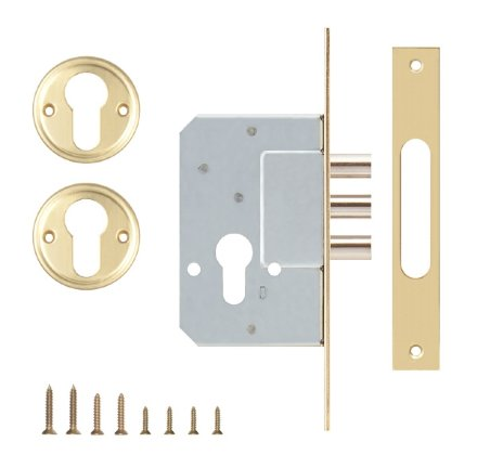 KALE 189/3M (45 mm) w/b (латунь)