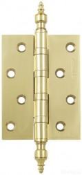Петля универсальная 500-B4 100x75x3 GP Золото Box Armadillo
