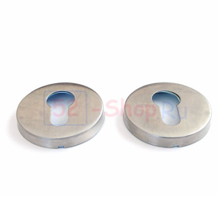 Накладка цилиндровая Apecs DP-C-02-INOX