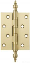 Петля универсальная 500-B4 100x75x3 SG Матовое золото Box Armadillo