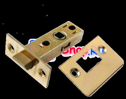 Защелка межкомнатная Morelli LP6-45 PG Золото