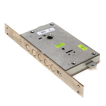 Замок врезной Cisa (Чиза) сувальдный NEW CAMBIO FACILE 57.675.48 (тех. упаковка), ключ 44 мм