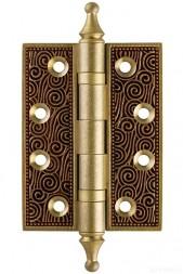 Петля универсальная Castillo CL 500-A4 102x76x3,5 FG-10 Французское золото Armadillo