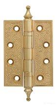 Петля универсальная Castillo CL 500-A4 102x76x3,5 IG Итальянское золото Armadillo