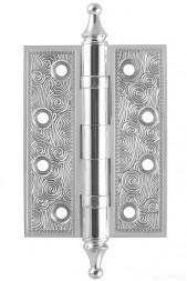 Петля универсальная Castillo CL 500-A4 102x76x3,5 SILVER-925 Серебро 925 Armadillo