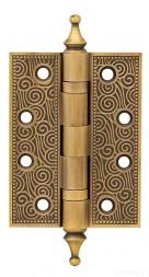 Петля универсальная Castillo CL 500-A4 102х76х3,5 WAB Матовая бронза Armadillo