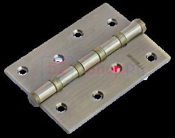 Петля Morelli стальная универсальная MS 100X70X2.5-4BB AB Античная бронза