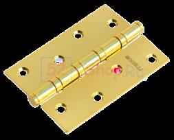 Петля Morelli стальная универсальная MS 100X70X2.5-4BB PG Золото