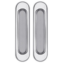 Ручки Punto (Пунто) для раздвижных дверей Soft LINE SL-010 CP (хром)