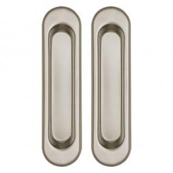 Ручки Punto (Пунто) для раздвижных дверей Soft LINE SL-010 SN (мат. никель)