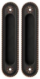 Ручки для раздвижной двери ARMADILLO SH010/CL ABL-18 Темная медь