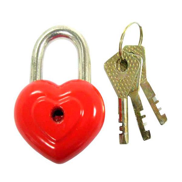 ВС2-28 «Сердечко» (замок-сердце) ЧАЗ замок навесной