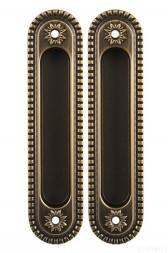 Ручки для раздвижной двери ARMADILLO SH010/CL BB-17 Коричневая бронза