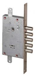Замок врезной сувальдный 57.525.48 (инд. упаковка), ключ 60 мм