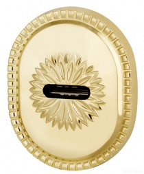 Накладка сувальдная Armadillo PS-DEC CL (ATC Protector 1) GP Золото