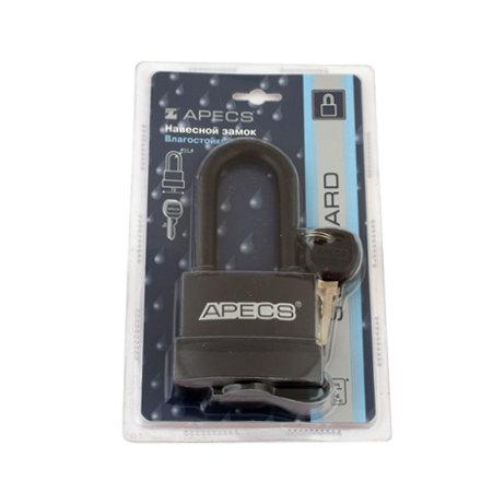 Замок висячий Apecs PDR-50-70-L