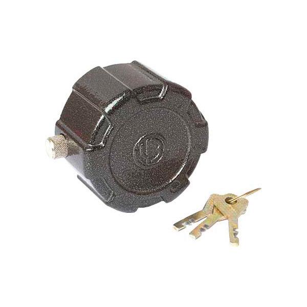 ВС2-36 «Крышка бензобака» ЧАЗ замок навесной