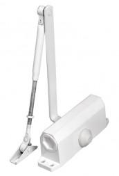Доводчик дверной PUNTO SD-2030 WH 40-55 кг (белый)
