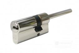 Цилиндровый механизм Guardian (Гардиан) со штоком GB 82 мм (61/21/70SH) Ni никель 5 кл.